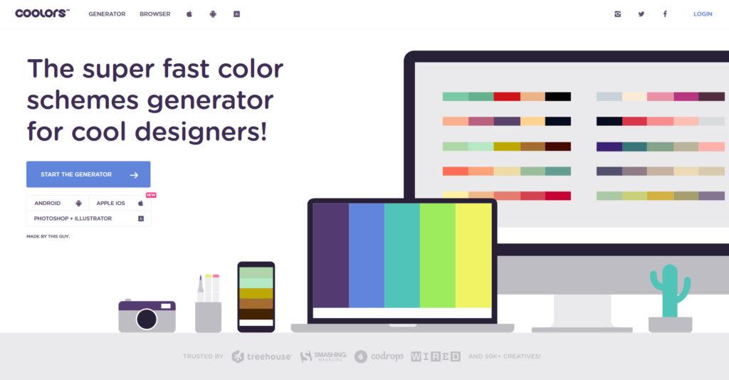jak dobrać kolor do projektu