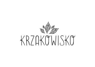 Logo dla bloga Krzakowisko