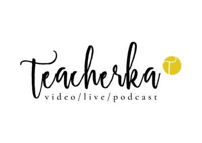 Logo dla marki Teacherka 4